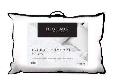 Neuhaus double comfort pillow
