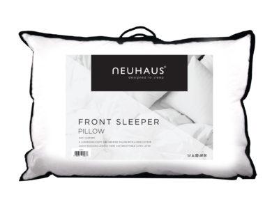 Neuhaus front sleeper pillow