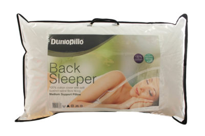 back sleeper pillow product image