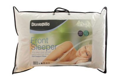 front sleeper pillow product image