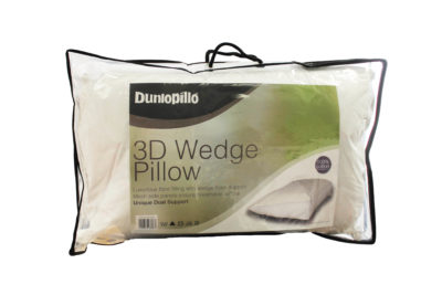 3d wedge pillow product image