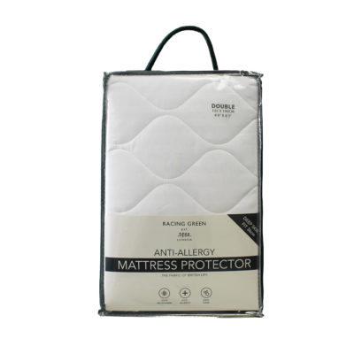 Racing Green Anti-Allergy Mattress Protector product image